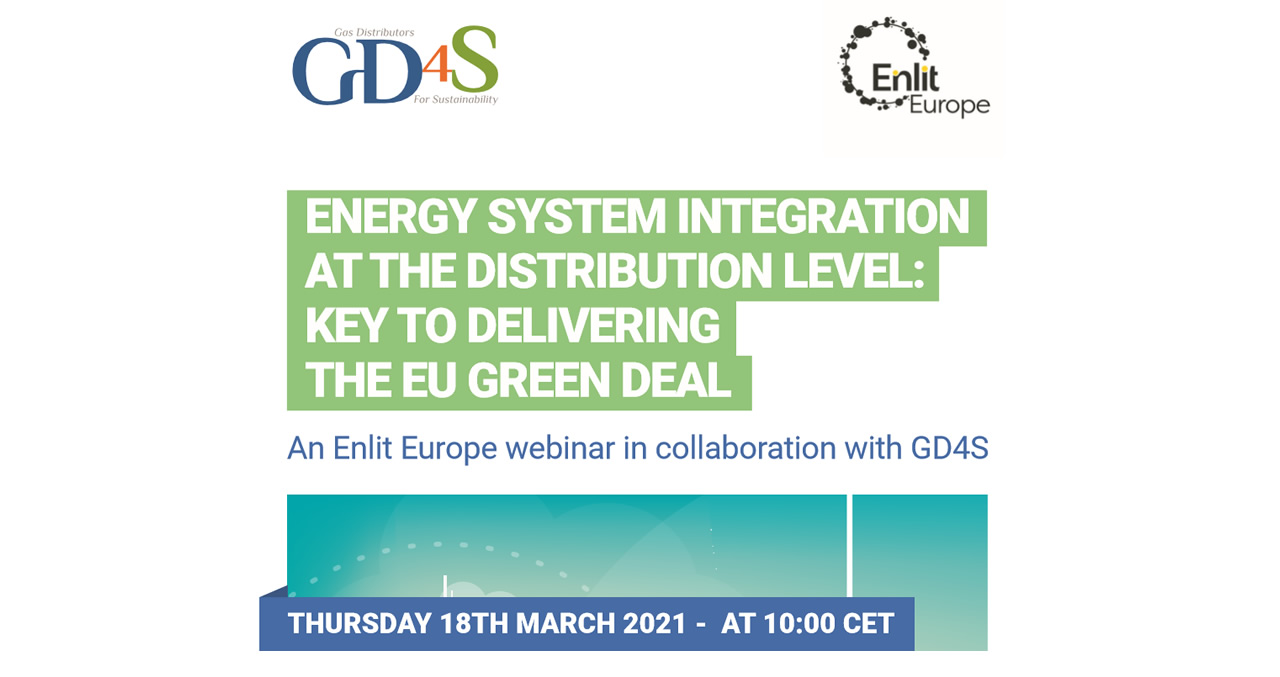 New Energy Landscape Hub Series Season 1 Episode 2: Energy System Integration at the distribution level: key to delivering the EU Green Deal