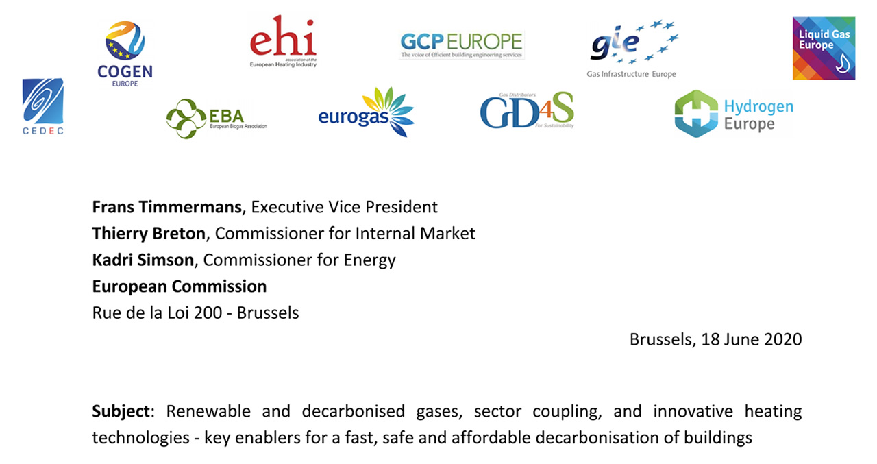 GD4S and nine other industry associations co-sign letter to the European Commission on sector integration and the Renovation Wave